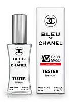Тестер мужской  LUXE CLASS Chanel Bleu de Chanel, 60 мл.