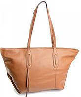 Женская кожаная сумка  20312  Brown. Женские сумки оптом и в розницу., фото 1
