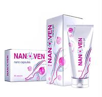 Nanoven от варикоза + капсулы, крем от варикоза Нановен капсулы, мазь от варикоза, варикоз, лечение варикоз