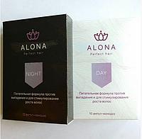 Сыворотка от выпадения волос Alona, сыворотка против выпадения волос Алона