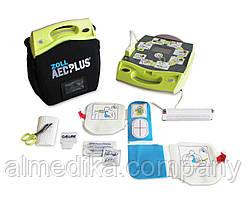 Автоматичний дефібрилятор ZOLL AED Plus