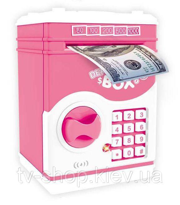 Копилка -сейф для денег