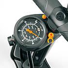 Велонасос напольный SKS AIRWORX PLUS 10.0 BLACK, фото 3