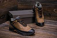 Мужские зимние кожаные ботинки E-Natural Motion Winter (реплика) код lorandy 10 ол бот