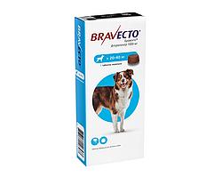 Бравекто Таблетка від бліх та кліщів для собак масою тіла 20-40кг
