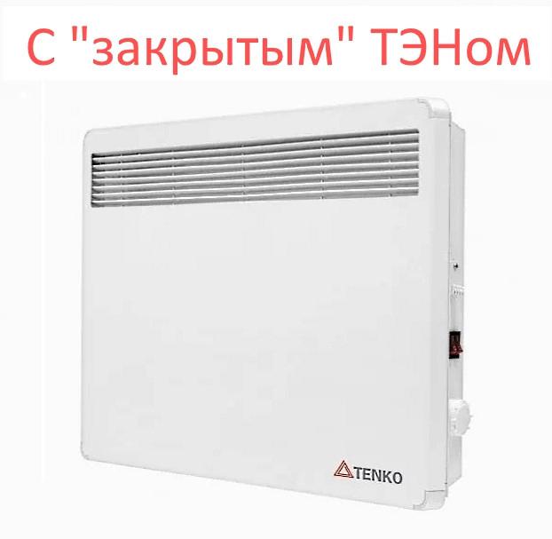 Электрический конвектор Tenko ЕНК X 1000W закрытый тэн / Тенко ЕНК X