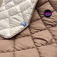 Одеяло двуспальное 175х210 | Одеяло теплое | Антиаллергенное волокно холлофайбер | Одеяло ОДА Одеяло зимнее