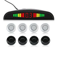 Парктроник заднего хода Assistant Parking для авто | Cистема парковки 4 датчика
