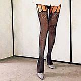 Оригинальные чулки со стразами эротическое белье сексуальное белье, фото 6