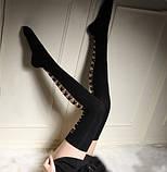 Панчохи чулки в упаковке / сексуальное белье/ эротическое белье, фото 3