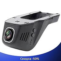 Видеорегистратор WiFi Dvr D9 HD 1080p - авторегистратор на лобовое стекло, видеорегистратор в машину