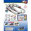 Трек KD533-6 1:60, машинка-акум., їздить, USB, фігурка, 117 дет., муз., світло, кор., 50,5-36-7,5 см