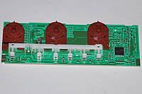 Плата индикации (3 ручки) orig. cod C00143332 для стиральных машин Indesit EVO II