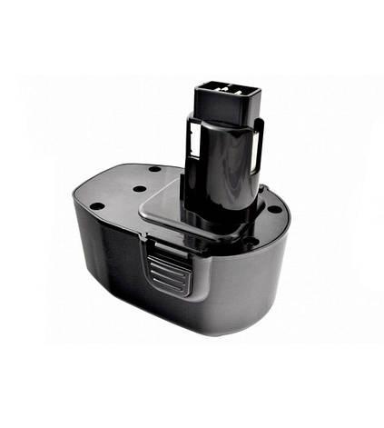 Аккумулятор для шуруповерта DeWalt DC9091 14.4V 2Ah NiCD, фото 2