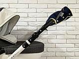 Рукавички-Муфта на коляску Ok Style Sport (Синий), фото 5