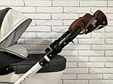Рукавички-Муфта на коляску Ok Style Sport (Коричневый), фото 5