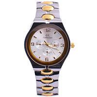 Часы наручные кварцевые женские на браслете GL Collection 748 G