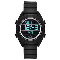 Часы электронные наручные 8801 S, электронные, с подсветкой
