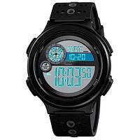 Часы мужские спортивные наручные 1374 SKMEI, черный