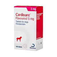 Кардишур 5 мг №100 таблеток Dechra