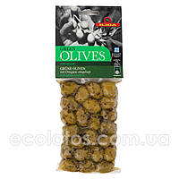 """Оливки зеленые с орегано """"ILIDA"""" 150 г"""