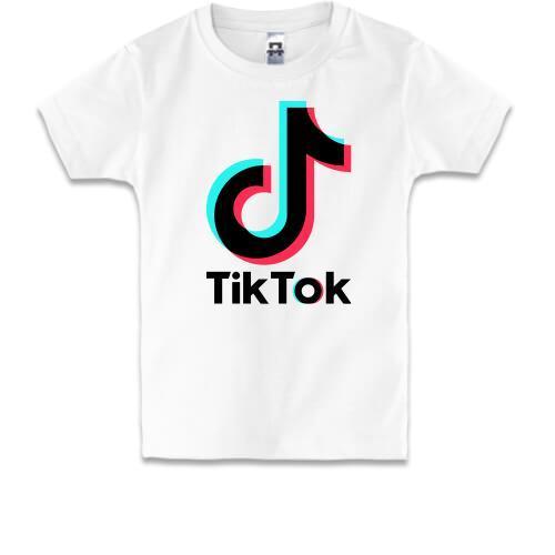 Детская футболка Tik Tok