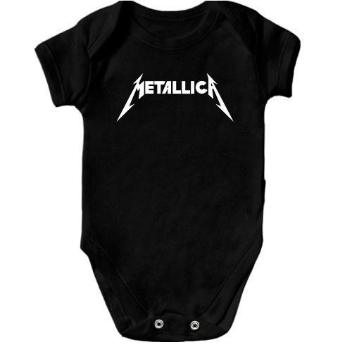 Детское боди Metallica
