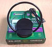 Т2 антенна комнатная ES-008/28 с усилителем 172-862 МГц (МВ+ДМВ) 28 дБ, фото 1