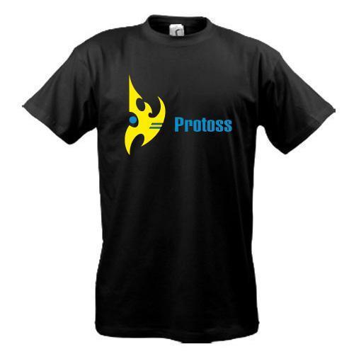 Футболка Starcraft Protoss