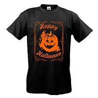 Футболка Happy Halloween (Jack Daniels style)