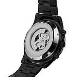 Водонепроницаемые мужские классические часы Winner TM340 с автоподзаводом (тех пакет), фото 10