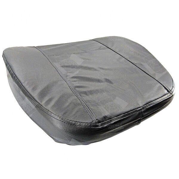 Чехол 70-6803020 подушки сиденья УК МТЗ на синтепоне черный
