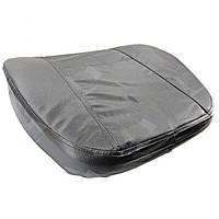 Чехол 70-6803020 подушки сиденья УК МТЗ на синтепоне черный, фото 1