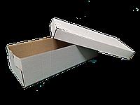 Коробка для обуви из гофрокартона 300*120*80