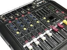 Аудио усилитель, микшерный пульт Yamaha MX-5200D 5 канальный, фото 3