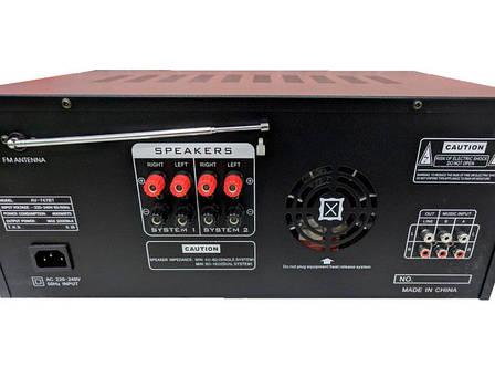 Усилитель звука UKC AMP 737 / 747 BT Bluetooth, фото 2