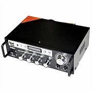 Підсилювач звуку UKC AMP SN 555 BT Bluetooth для колонок, переносний