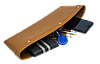"""Автомобильный карман-органайзер с логотипом  авто """"Type-2 Brown"""" RENAULT, фото 3"""