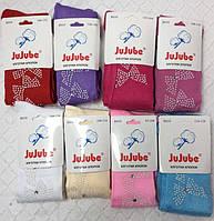 """Дитячі колготки бавовняні демісезонні """"Jujube"""" розмір 92-164 ростовка (від 12 шт)"""