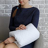 Подушка для кормления на руку, белая MagBaby