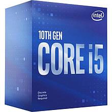 Процессор Intel Core i5 10600KF 4.1GHz (12MB, Comet Lake, 125W, S1200) Box (BX8070110600KF)