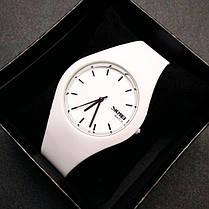 Дитячі годинники Skmei Rubber White 9068C, фото 3