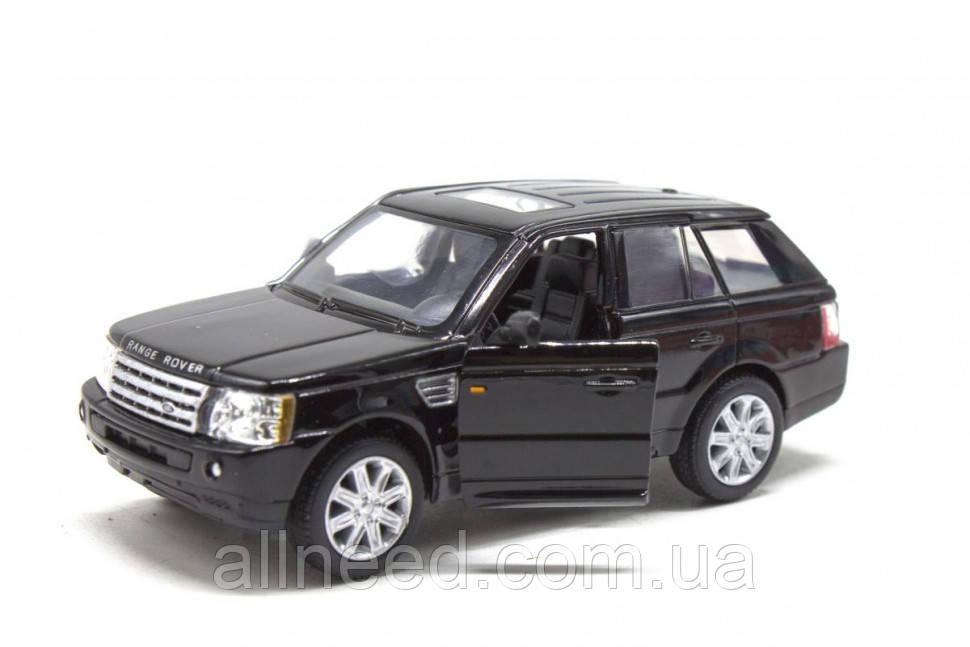 Машинка KINSMART Range Rover Sport (Черный)