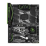 Акция HuananZHI X99-F8 Gaming motherboard Huanan ZHI 8D LGA2011-3 DDR4 Материнская плата, фото 6