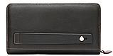 Шкіряна чоловіча барсетка Vintage 14193 коричнева, фото 2