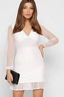Нарядное летнее платье Carica KP-10237-3