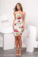 Нарядное вечернее  Платье Carica KP-10030-3