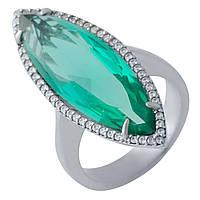 Серебряное кольцо DreamJewelry с гідротермальним кварцем (2013631) 17.5 размер