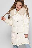 Зимняя лаковая куртка для девочки X-Woyz DT-8306-3