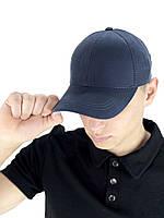 Кепка мужская   женская серая без лого